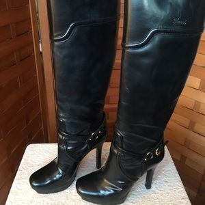 Knee high Gucci Boots (9)